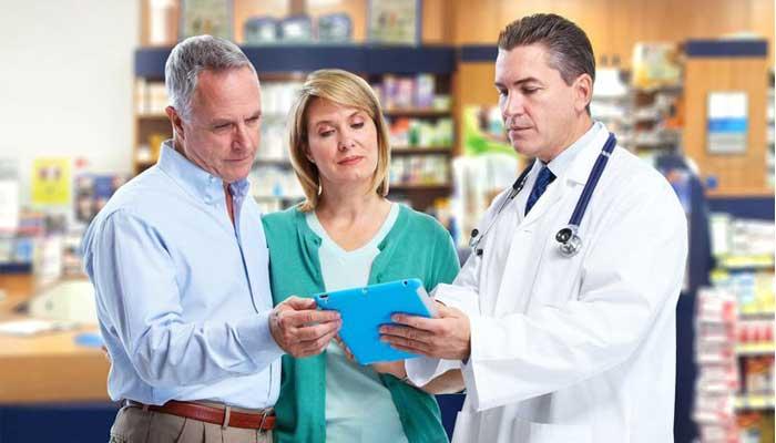 POS pharmacy merchant accounts by Instabill