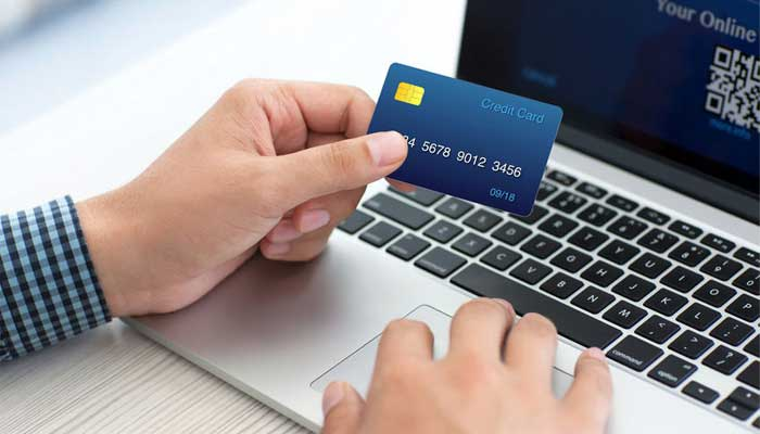 Online credit card processing by Instabill