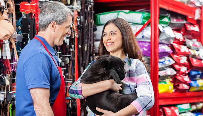 Pet supply merchant accounts by Instabill