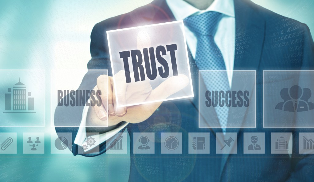 Ensure customer trust on your website