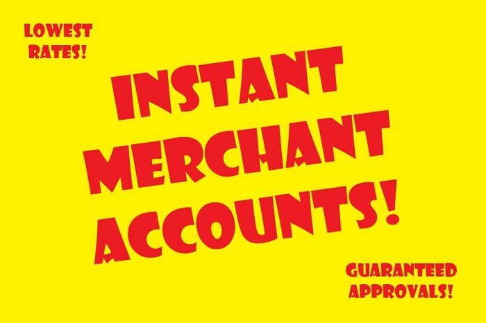 Instant merchant accounts by Instabill