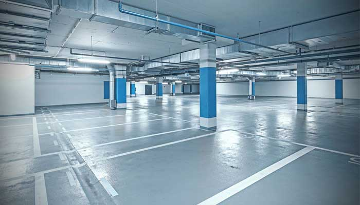 Parking garage merchant accounts by Instabill