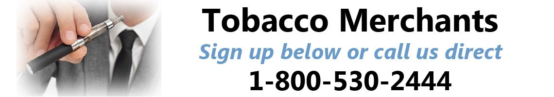 Tobacco merchant accounts by Instabill