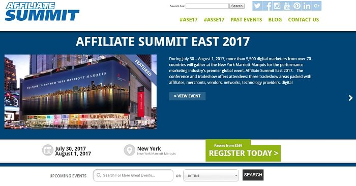 Instabill to Attend Affiliate Summit West, NEAA in January