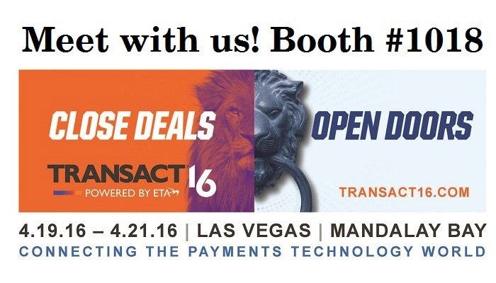 Instabill to Exhibit at Transact 16 in Las Vegas