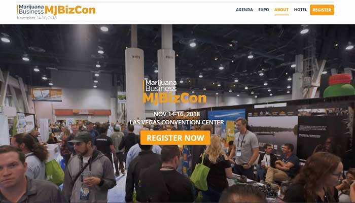 Instabill to Attend MJBizCon 2018 Nov. 14-16 in Search of Cannabis Payment Solutions